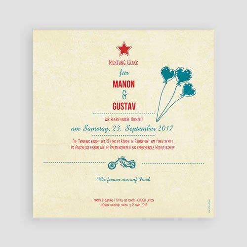 ... Einladungskarten Hochzeit   Motorrad 50046 Test ...