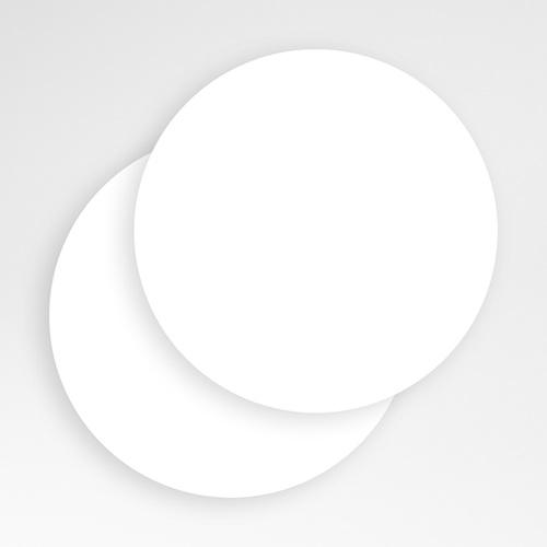 Runde Geburtstage - Blanko  50095 test