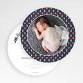 Geburtskarten für Mädchen - Blue 50114 test