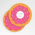 Geburtstagseinladungen Mädchen - Donuts party 50117 thumb