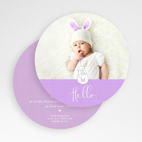 Geburtskarten für Mädchen - Hello Baby 50124 test