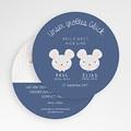 Babykarten für Zwillinge gestalten - Zwillingsmäuse 50138 test