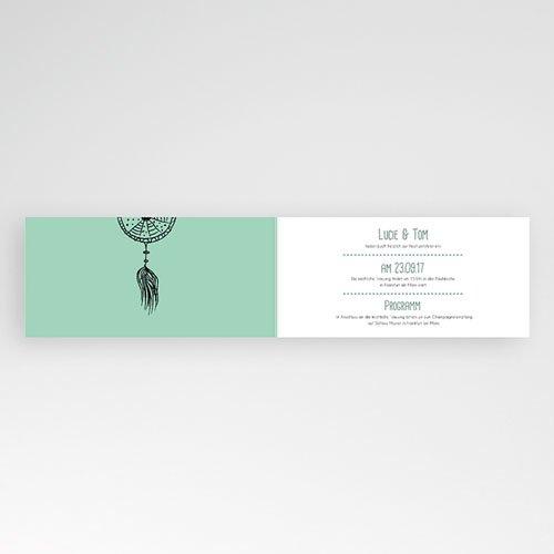 ... Einladungskarten Hochzeit   Boho 50188 Test ...