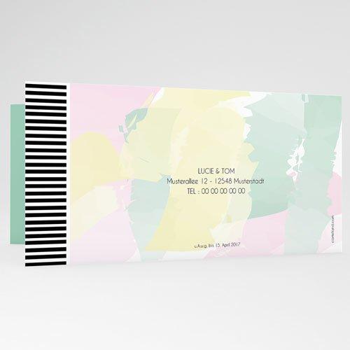 Einladungskarten Hochzeit   Boho 50189 Test ...