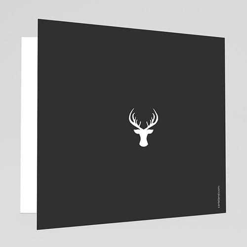 Weihnachtskarten - Hirsch 50231 test