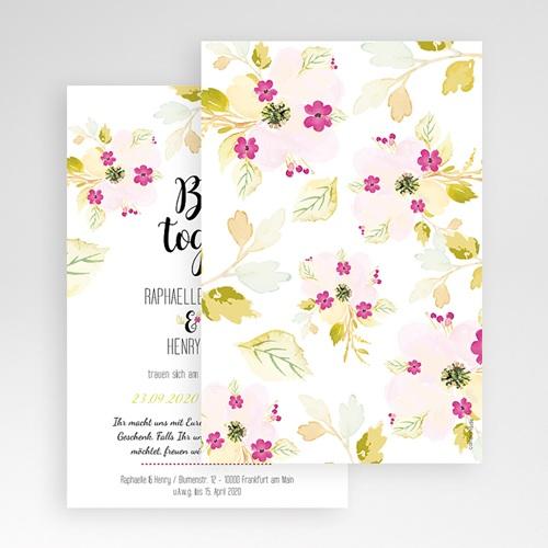 Hochzeitskarten Querformat - Monet 50267 preview