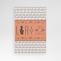 Hochzeitskarten Querformat - Pia Liberty 50332 test