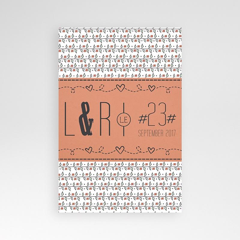 Hochzeitskarten Querformat Pia Liberty
