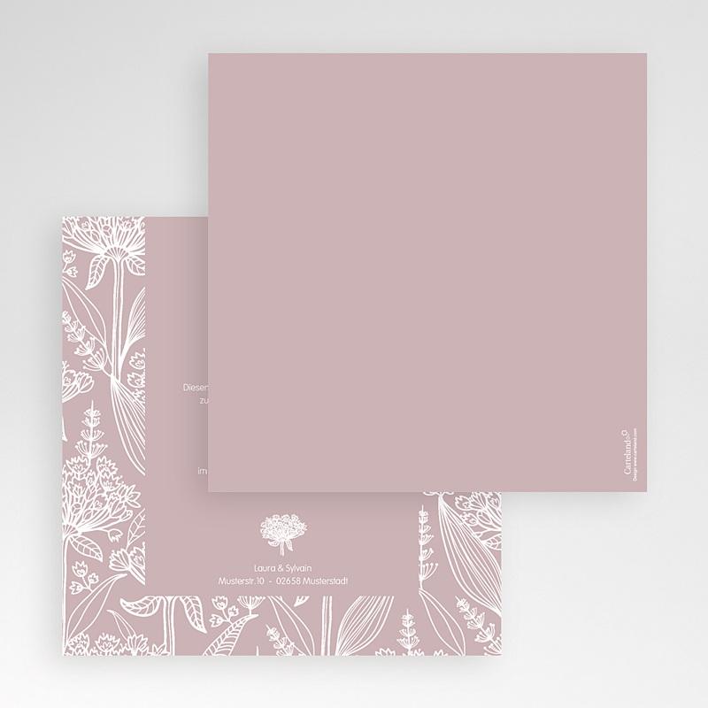 Hochzeitskarten Quadratisch - Paola 50384 thumb
