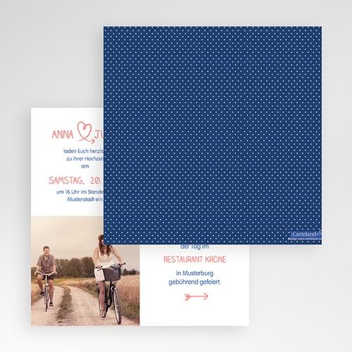 Hochzeitskarten Quadratisch - Fusion 50388 preview