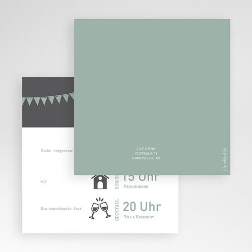 Hochzeitskarten Quadratisch - Camille 50390 preview