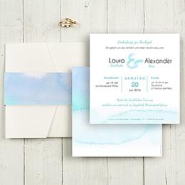 Karten Hochzeit Aquae