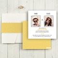 Hochzeitskarten Quadratisch - Love 50401 test