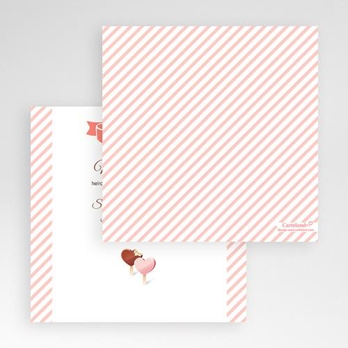 Hochzeitskarten Quadratisch - Nelly 50414 preview
