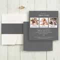 Hochzeitskarten Quadratisch - Fotoroman 50444 test