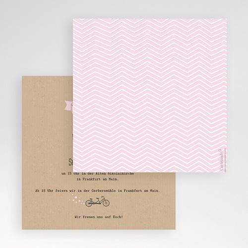 Hochzeitskarten Quadratisch - Love in Paris 50492 test