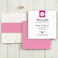 Hochzeitskarten Quadratisch - Just us 50506 thumb