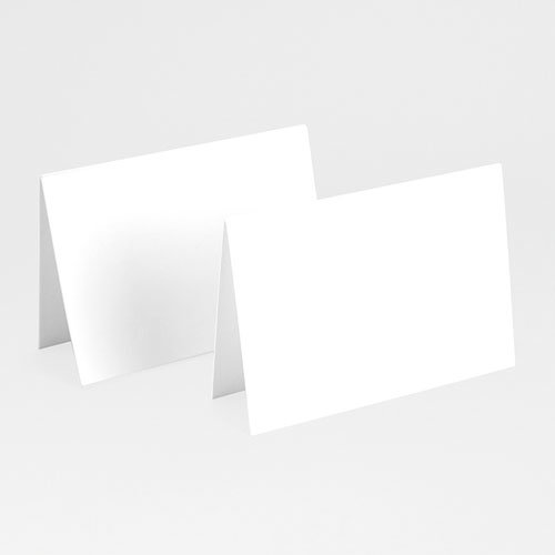Tischkarten Hochzeit - Natur 50603