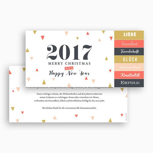 Weihnachtskarten - Gute Wünsche 50635 preview
