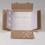 Hochzeitseinladungen traditionell - Kraftkarton 50665 thumb
