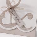 Hochzeitseinladungen traditionell - Mehrsprachig 50671 thumb
