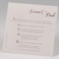Hochzeitseinladungen traditionell - Mehrsprachig 50672 thumb
