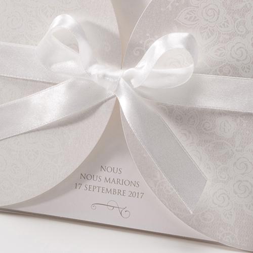 Hochzeitseinladungen traditionell - Korsett 50683 preview