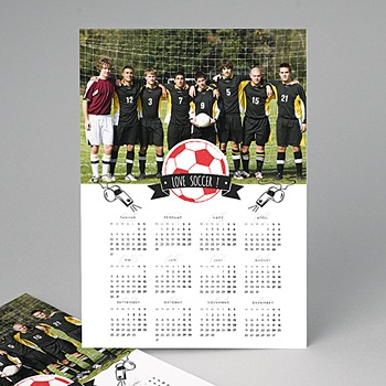Kalender fur Firmen 2020 - Fussball - 0