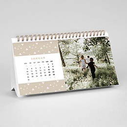 Tischkalender  - Indian Look - 0