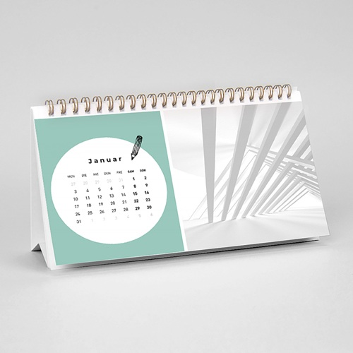 Werbekalender  - Architekt & co 50714