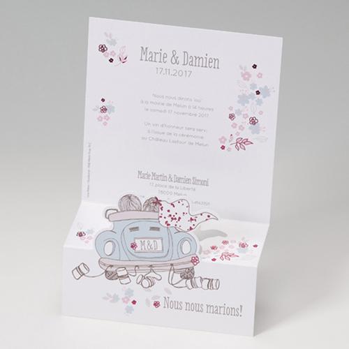 Hochzeitseinladungen traditionell - Frisch 50799 preview
