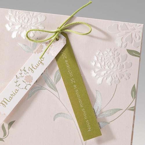 Hochzeitseinladungen traditionell - Zart 50810 preview