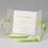 Hochzeitseinladungen traditionell - Lindgrün 50817 thumb