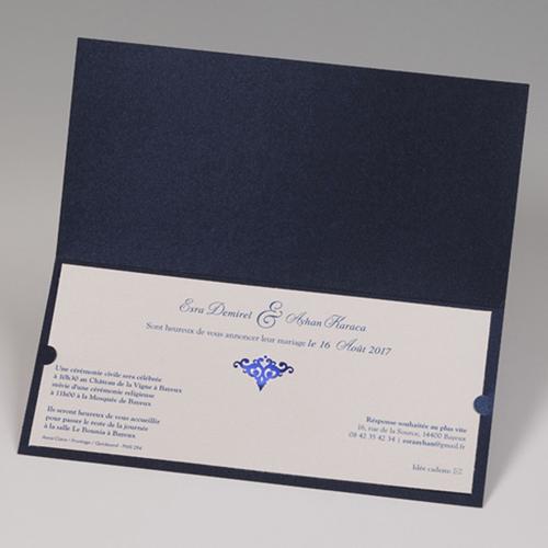 Hochzeitseinladungen traditionell - Orient 50833 preview