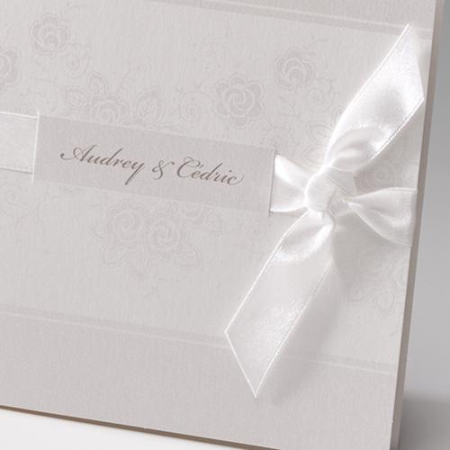 Hochzeitseinladungen traditionell - Edel 50840 preview