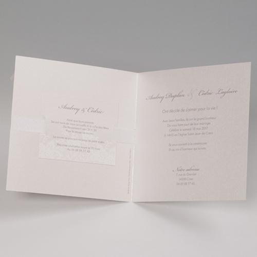 Hochzeitseinladungen traditionell - Edel 50841 preview