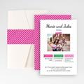 Hochzeitskarten Querformat - Poppig 50847 test