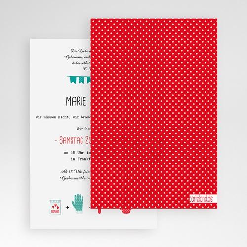 Hochzeitskarten Querformat - Beet 50872 preview