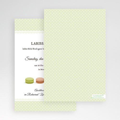 Hochzeitskarten Querformat Schlemmen