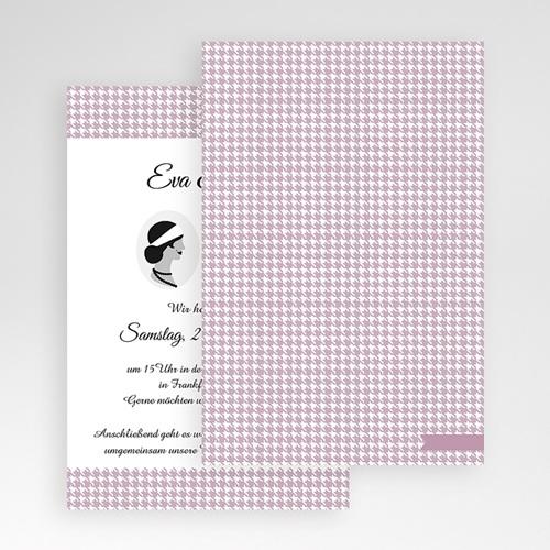 Hochzeitskarten Querformat - Frisch getraut 50882 preview