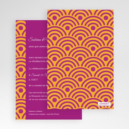 Hochzeitskarten Querformat - Marrakech 50898 preview