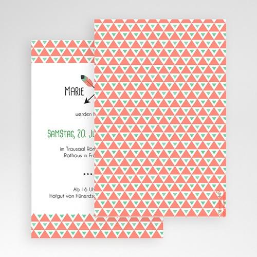 Hochzeitskarten Querformat - Amor  50904 test