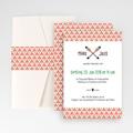 Hochzeitskarten Querformat - Amor  50905 test