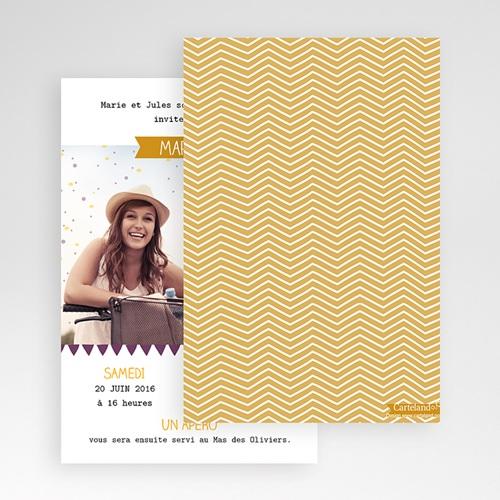 Hochzeitskarten Querformat - Farbkombination 50922 preview