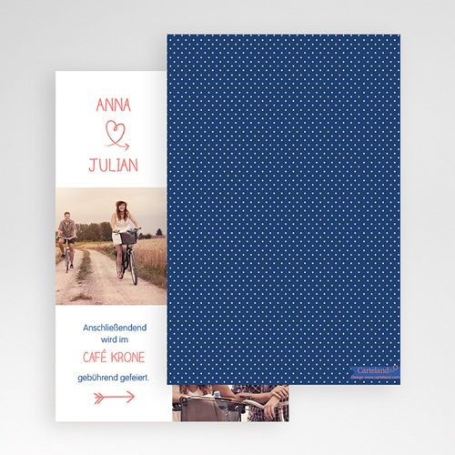 Hochzeitskarten Querformat - Lustig 50928 test