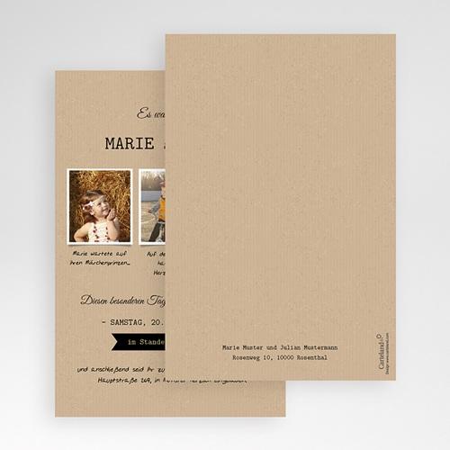 Hochzeitskarten Querformat - Forever 50930 test