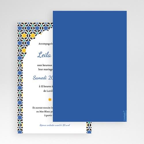 Hochzeitskarten Querformat - Tanger 50934 preview