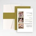 Hochzeitskarten Querformat - Ambiente Boho  50941 test