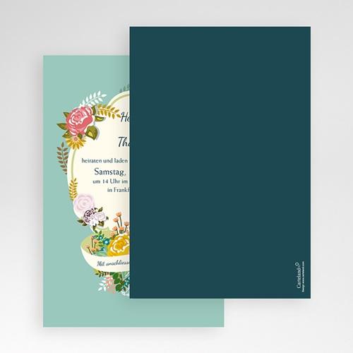 Hochzeitskarten Querformat - Clyde 50942 test