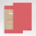Hochzeitskarten Querformat - Linienförmig 50946 test